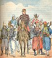 Madagascar French expeditionnary troops Henri Gallichet 1850 1923 La Guerre a Madagascar 1896.jpg