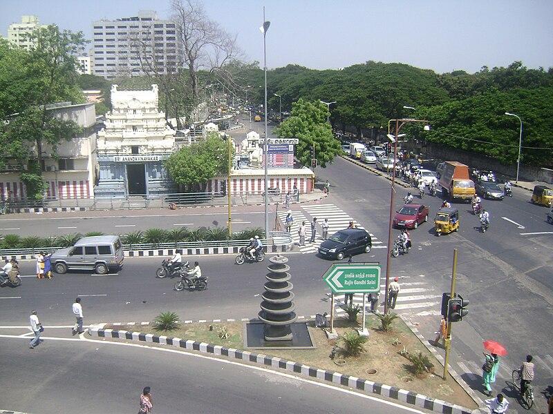 Aadhyanta Prabhu Temple - Madhya Kailash, Chennai