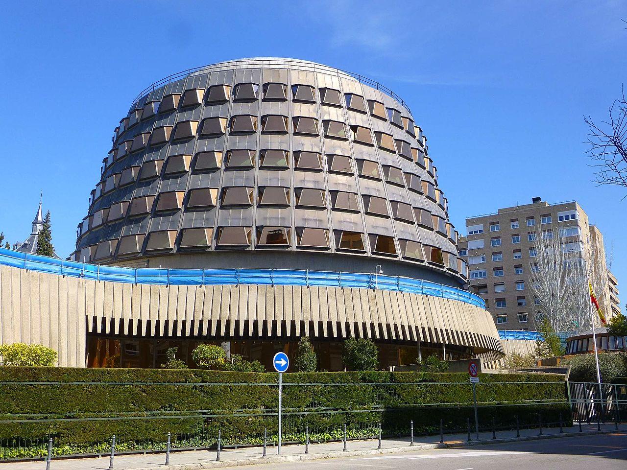 Madrid - Tribunal Constitucional 7.JPG