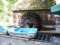 Maerchenfluss und Muehlrad im Maerchengarten Ludwigsburg.jpg