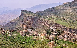 Al Mahwit Governorate - Image: Mahweet, Yemen (14616572461)