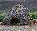 Maidu hut recreation - Maidu Interpretive Center (cropped).jpg