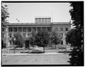 Main (west) elevation - Portland City Hall, 1220 Southwest Fifth Avenue, Portland, Multnomah County, OR HABS ORE,26-PORT,4-1.tif