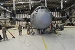 Maintainers keep C-130J Super Hercules flying in Afghanistan 141103-F-LX971-038.jpg