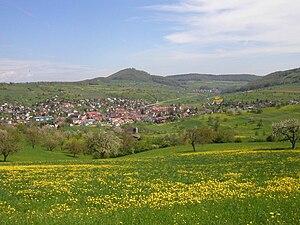 Maisprach - Maisprach village