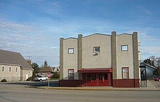 Biggar, Saskatchewan - Majestic Theatre