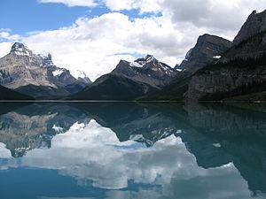 Maligne Lake - Maligne Lake in Jasper National Park