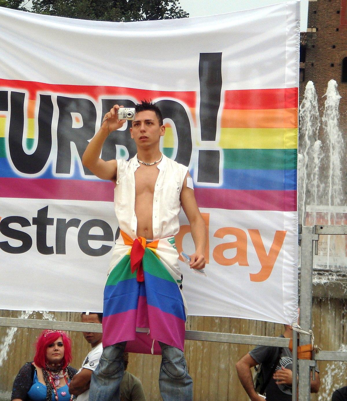 2008 pride Nj gay