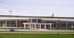 Mansfield Senior High School - Image: Mansfield Senior High