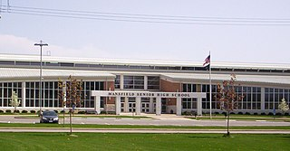 Mansfield Senior High School Public school in Mansfield, Ohio, United States