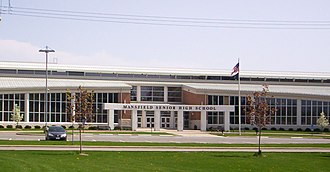 Mansfield Senior High School - Image: Mansfield Senior High