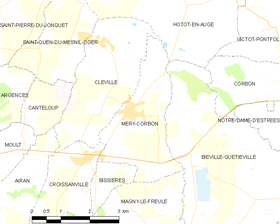Map commune FR insee code 14410.png