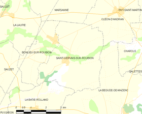Map commune FR insee code 26305.png