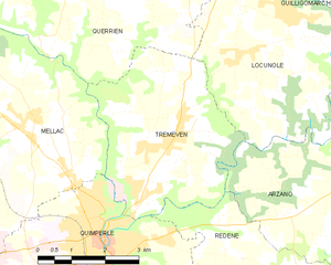 Map commune FR insee code 29297.png