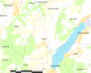 Map commune FR insee code 38305.png
