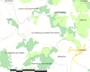Map commune FR insee code 71091.png