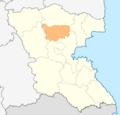 Map of Aytos municipality (Burgas Province).png