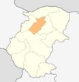Map of Medkovets municipality (Montana Province).png