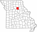Map of Missouri highlighting Randolph County.png
