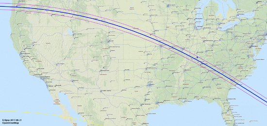 Map of the solar eclipse 2017 USA OSM Zoom2.png