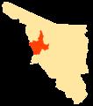 Mapa Municipios Sonora Pitiquito.png