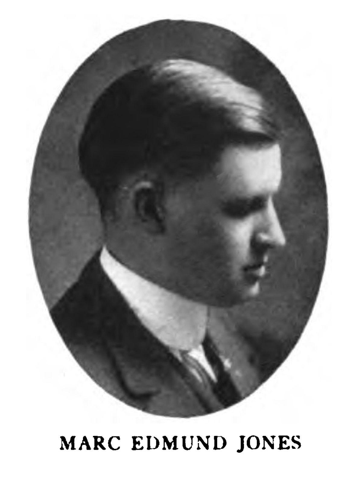 Marc Edmund Jones Wikipedia