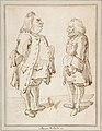 Marco and Carlo- Caricature of Two Men Standing Face to Face MET DP808309.jpg