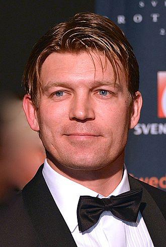 Marcus Allbäck - Allbäck in 2013