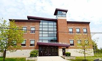 Marcus Hook, Pennsylvania - Marcus Hook Elementary School