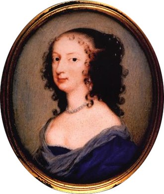Margaret Cavendish, Duchess of Newcastle-upon-Tyne - Portrait