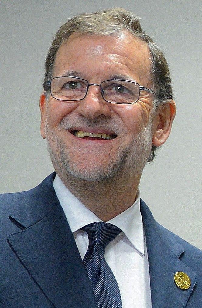 Mariano Rajoy 2016 (portrait)