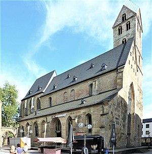 Marienkirche, Dortmund - Image: Marienkirche (Dortmund) (2)