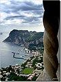 Marina Grande vista da Anacapri - villa S. Michele - panoramio.jpg