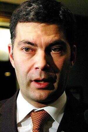 Action Démocratique du Québec leader Mario Dumont