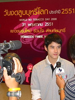 Mario Maurer interviewing No Tobacco Day.jpg