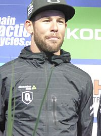 Dr Mark Cavendish bi dr Tour of Britain 2016