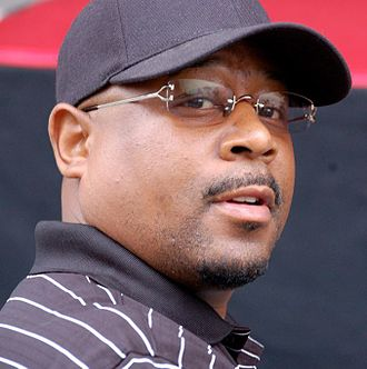 Martin Lawrence - Image: Martin Lawrence HWOF June 2013