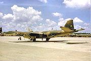 Martin B-57B-MA 52-1532 loaned to SVNAF 1965