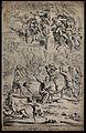 Martyrdom of Saint Stephen. Etching F. Ertinger, 1683, after Wellcome V0033014.jpg