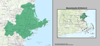 Massachusettss 3rd congressional district