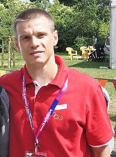 Robert Mateusiak Badminton player