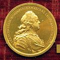 Mathias donner, med. di francesco I imp, 1745-65 ca., oro.JPG