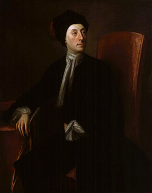 Matthew Prior - Matthew Prior after Jonathon Richardson, circa 1718