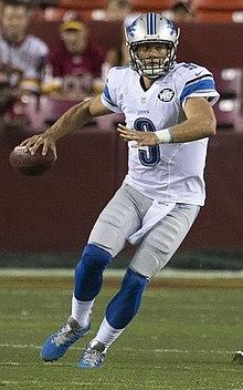 Matthew Stafford Wikipedia
