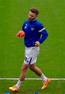 Matty Taylor (footballer, born 1990) English association football player