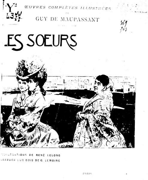 File:Maupassant - Les Sœurs Rondoli.djvu