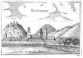 Mautern an der Donau Lower Austria Georg Mätthaus Vischer.png