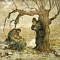 Max Frey - Flucht im Winter, 1933.JPG
