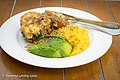Meatloaf With Cauliflower Pumpkin Mash And Avocado (67915371).jpeg