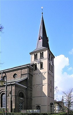 Meerbusch Lank St Stephanus